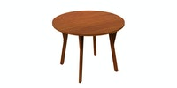 Nestudio Meja Makan - Nestudio Joan Jesdale Dining Table