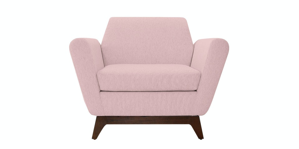 Nestudio Sofa - Nestudio Frankie Forte One Seater Sofa Tea Rose