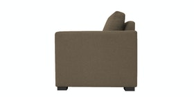 Nestudio Jeannie Johanson One Seater Sofa Tuscan Tan