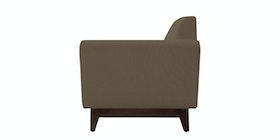 Nestudio Frankie Forte Two Seater Sofa Tuscan Tan