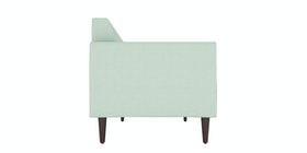 Nestudio Sofa - Nestudio Jimmy Jones Three Seater Sofa Azureish Mist