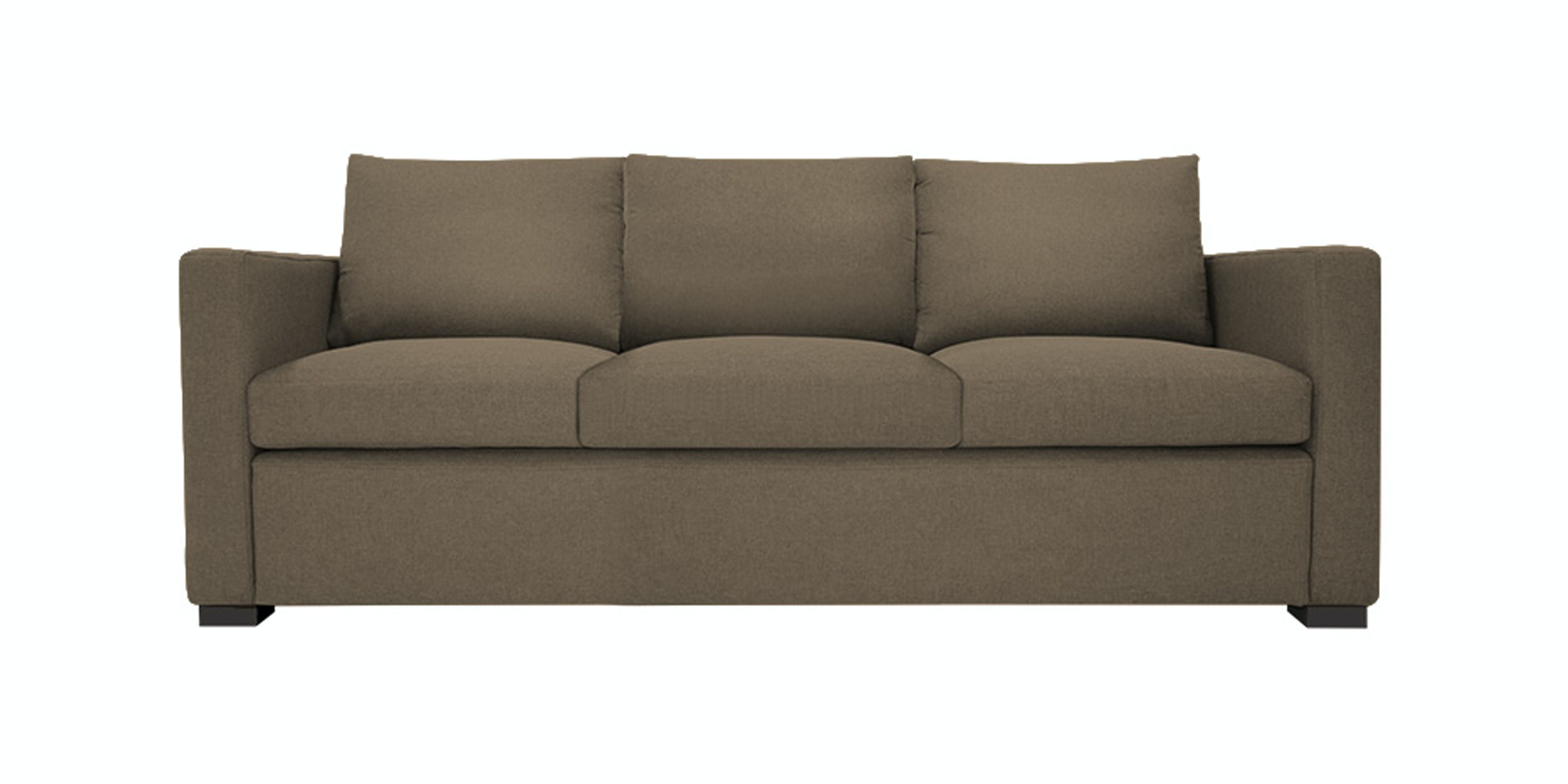 Nestudio Jeannie Johanson Three Seater Sofa Tuscan Tan