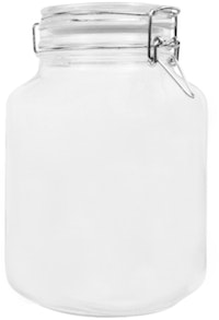 Nestudio Kane Glass Jar [Large 1500 ml]