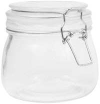 Nestudio Kane Glass Jar [Small 500 ml]