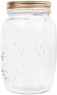 Nestudio Keanu Glass Jar [Large 1000 ml]
