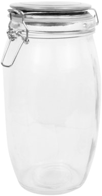 Nestudio Keaton Glass Jar [Large 1300 ml]