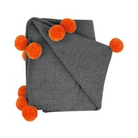 Nestudio Misty Throw Blanket
