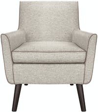 nestudio Kursi - Nestudio Lou Chair - Stonewashed Grey