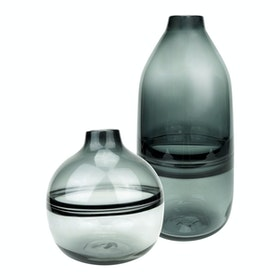 Nestudio Caine Glass Vase