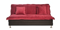 OLC Sofabed Wellington Merah