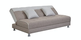 OLC Sofabed Ivanka Two Tone - Cappucinno
