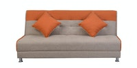 OLC Sofabed Ivanka Two Tone - Sweet Orange