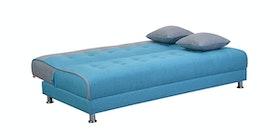 OLC Sofabed Ivanka Two Tone - Kind Blue