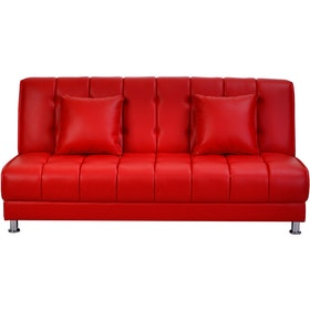 OLC OLC Sofabed Valencia - Merah