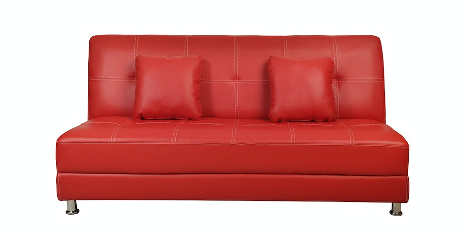 OLC Sofabed Luxio Merah