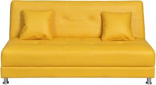 OLC Sofabed Luxio Kuning
