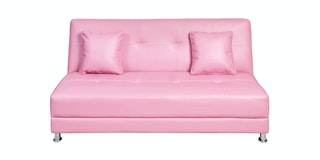 OLC Sofabed Luxio Pink