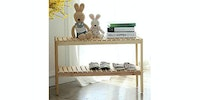 Olive House Wooden Shoes Cabinet 2T M