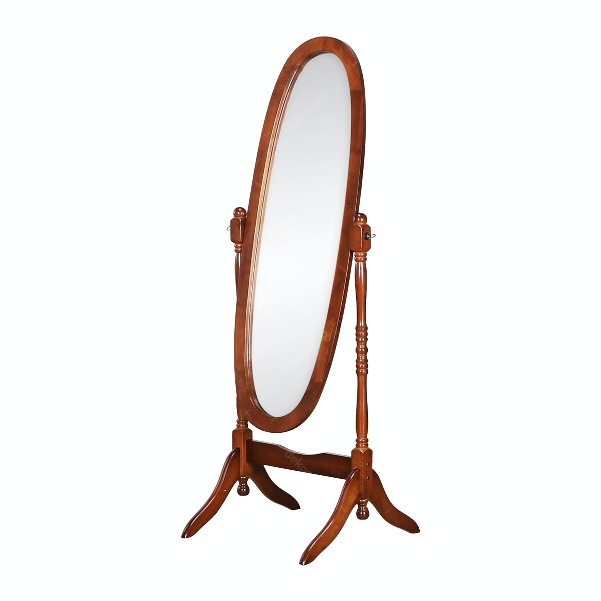 Olive House Ashley Mirror Walnut