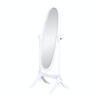 Olive House Ashley Mirror White