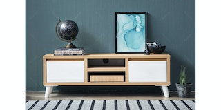 Olive House Rora TV Cabinet 1000