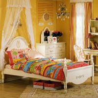 Olive House Ranjang Tempat Tidur Queen Anne Bed 130