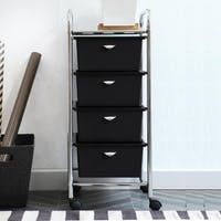 Olive House Moving Trolly 4D Black