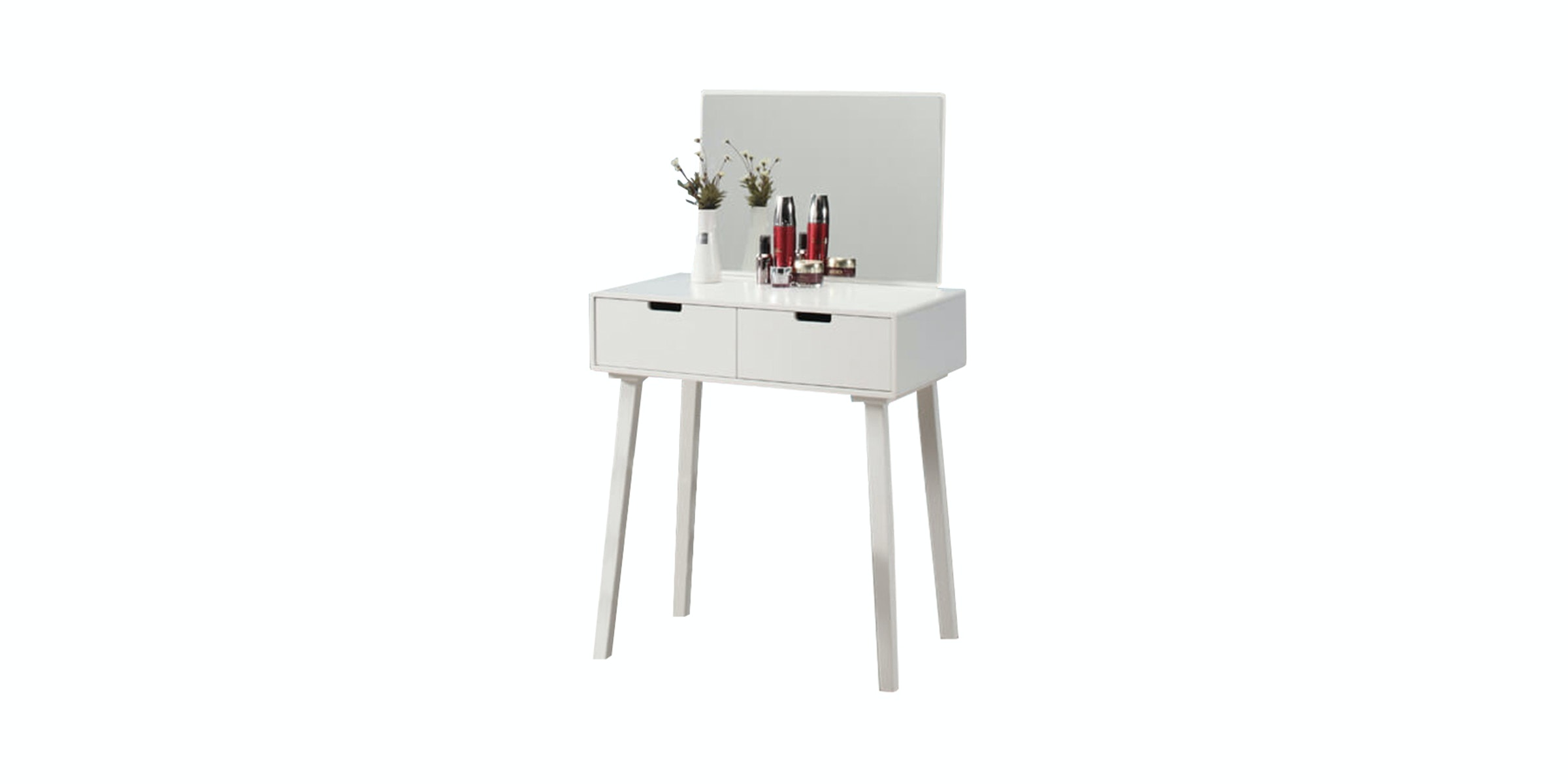 Olive House Meja Rias Hera Console 2 Drawer