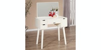 Olive House Meja Rias Hera 4 Drawers Console