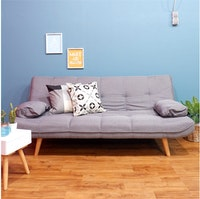 Olive House Sofa Bed Fabric Carnibal - Grey