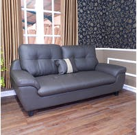 Olive House Sofa Mook 3 Seater 8008 - Grey