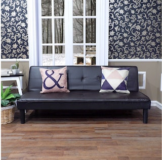 Olive House Sofa Bed Lotus - Brown