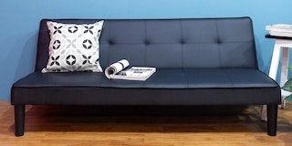 Olive House Sofa Bed Lotus - Black