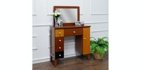 Olive House Hauteville Console - Brown