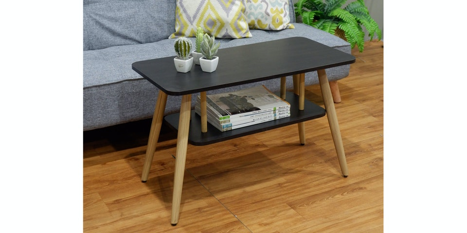 Olive House Helsinki Sofa Table 790 - Grace Maple