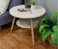 Olive House Helsinki Sofa Table 600 - Light Natural