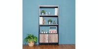 Olive House Loft Bookcase