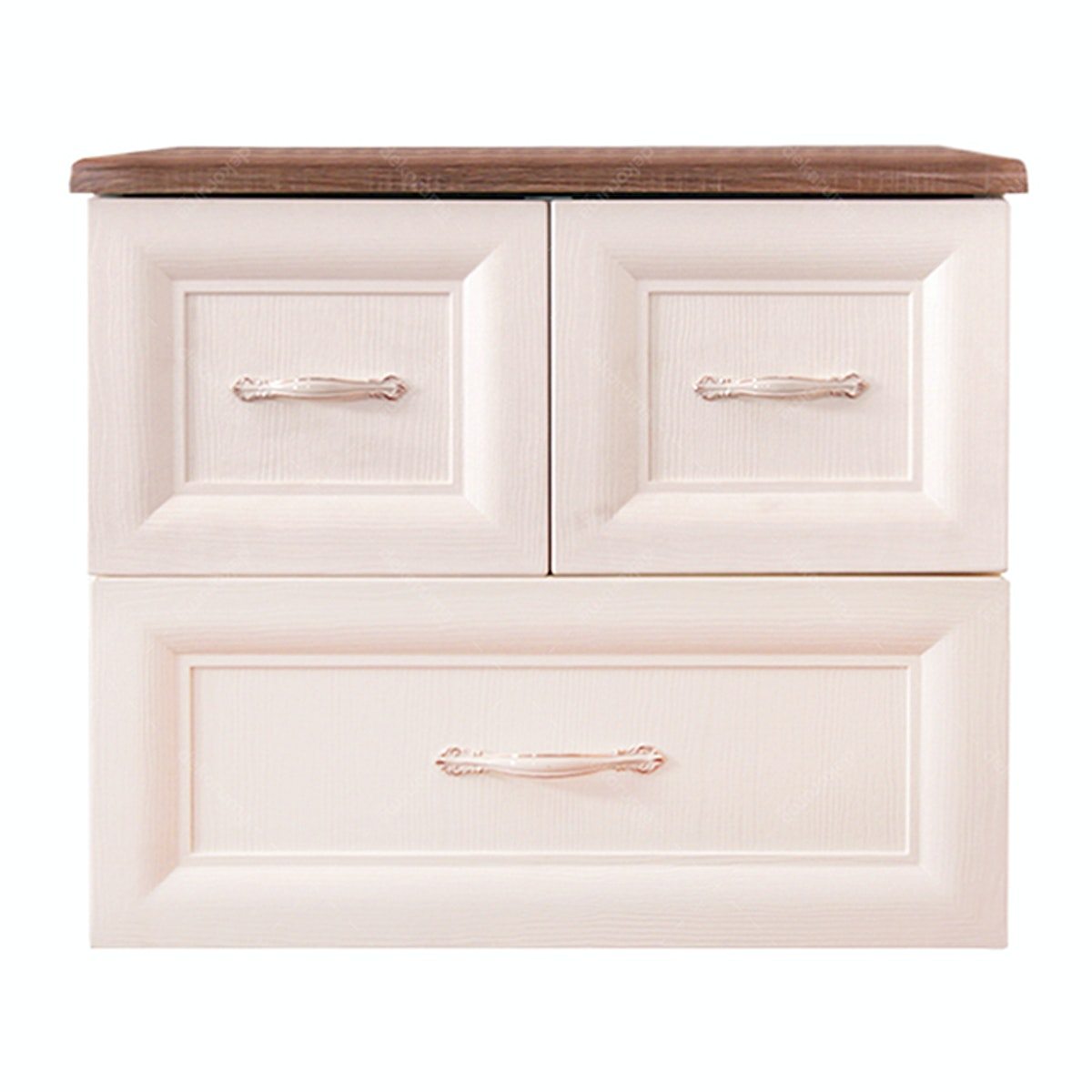 Olymplast Drawer Cabinet Classic ODC 02-CB