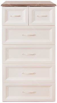 Olymplast Drawer Cabinet Classic ODC 05-CB