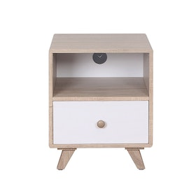Olympic Curla Series Night Stand-Nakas Scandinavian Style