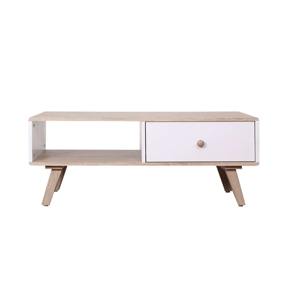 Olympic Curla Series Sofa Table-Meja Sofa Scandinavian Style