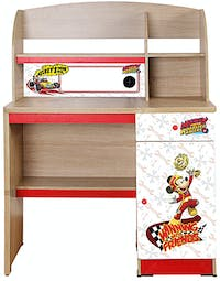 Olympic Study Desk Small Racing Disney - Meja Belajar Kecil