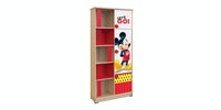 Olympic Book Case Mickey Series - Rak Buku Anak Character Mickey