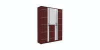 Olympic New Everest Big Wardrobe Lemari 3 Pintu / LCB019509