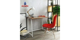 Olympic Folding Desk/ Meja Lipat Multifungsi / FD-01