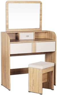 Olympic Gold Series Dressing Table - Meja Rias / DRT Hickory
