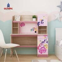 Olympic Olympic Olympic Kids Study Desk Big/Meja Belajar Character My Little Pony/SDB