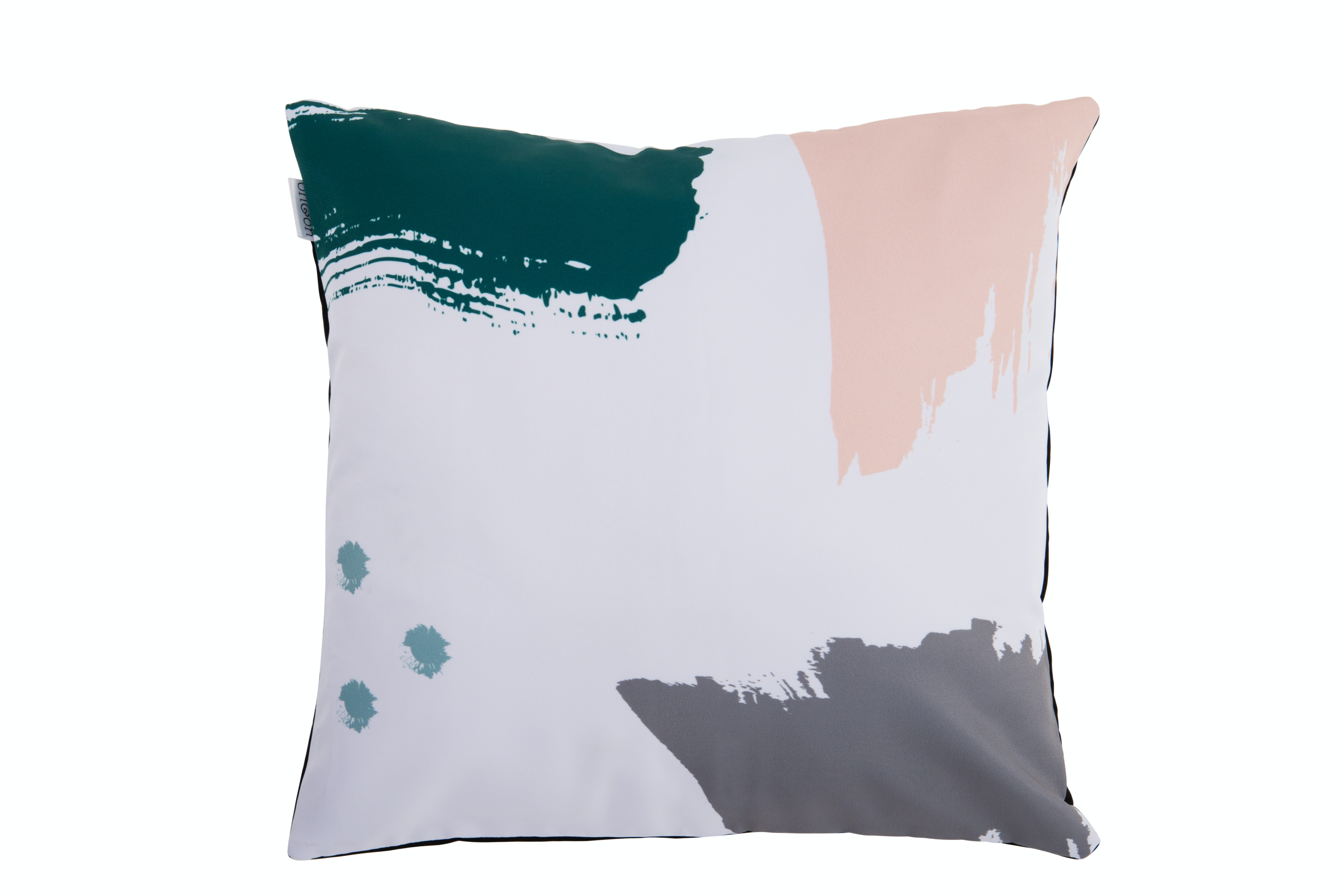 On&On Abstract Paint 5 Cushion Cover 40x40cm
