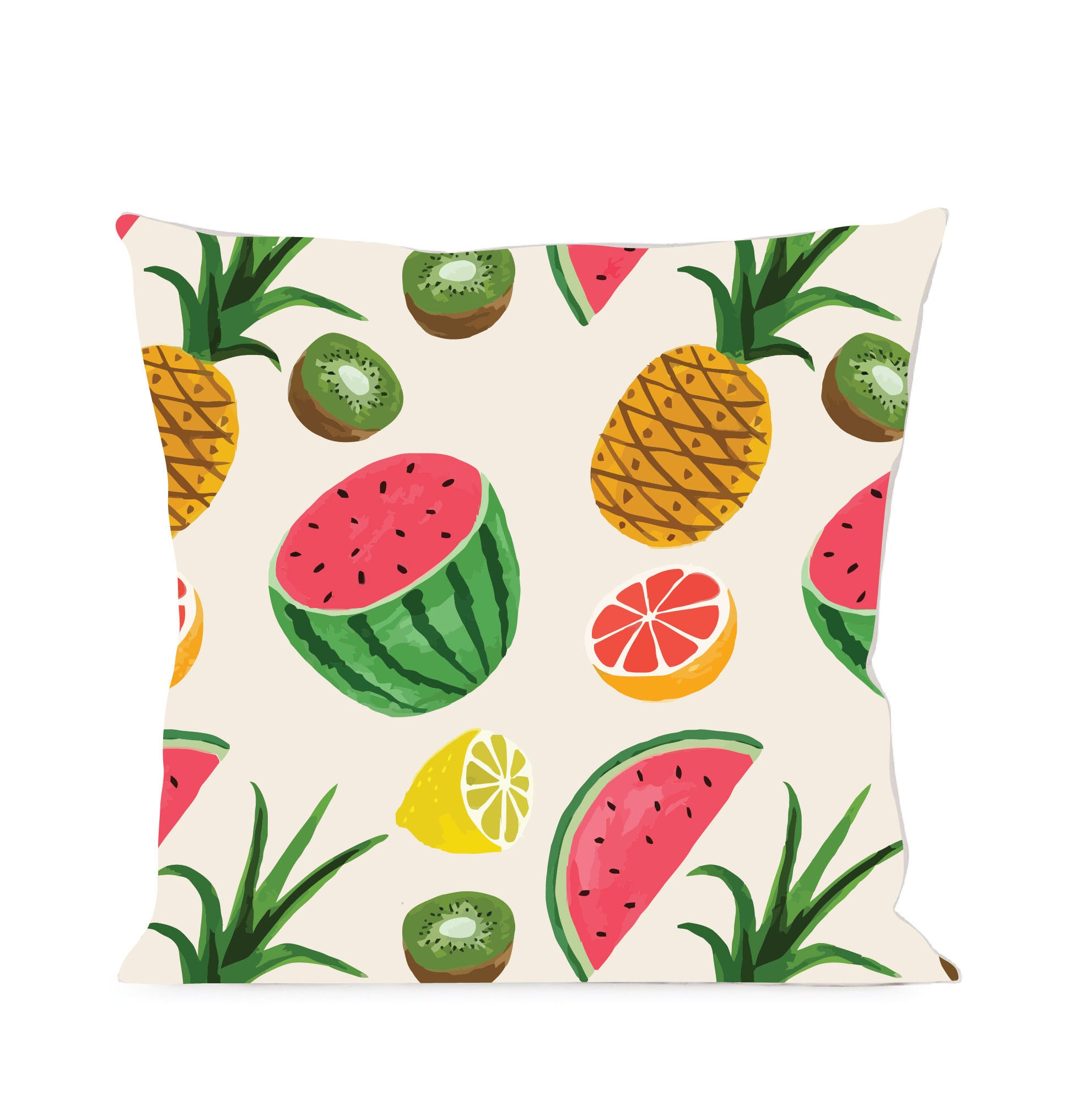 On&On Fruits Cushion 40X40cm