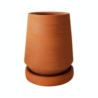 On&On Pot Terracota Trapes